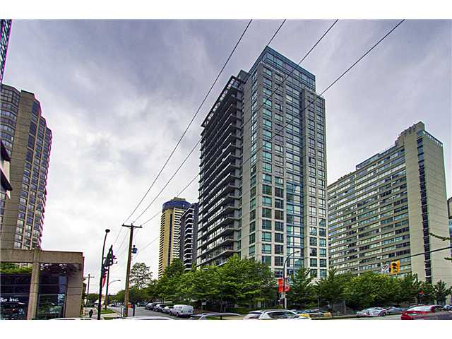 # 1002 1420 W GEORGIA ST - West End VW Apartment/Condo for sale, 2 Bedrooms (V957004) #2
