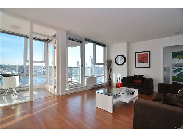 # 2609 111 W GEORGIA ST - Downtown VW Apartment/Condo for sale, 1 Bedroom (V976392) #4
