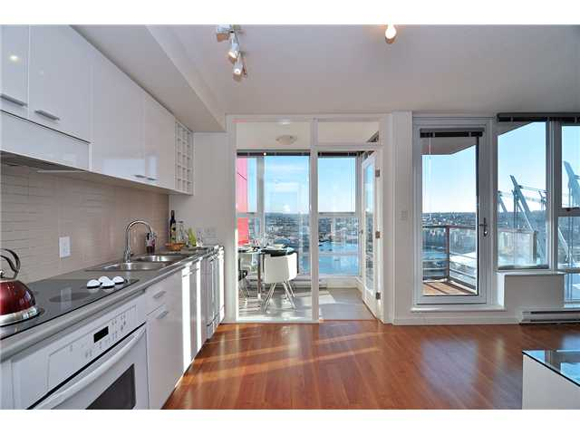 # 2609 111 W GEORGIA ST - Downtown VW Apartment/Condo for sale, 1 Bedroom (V976392) #5