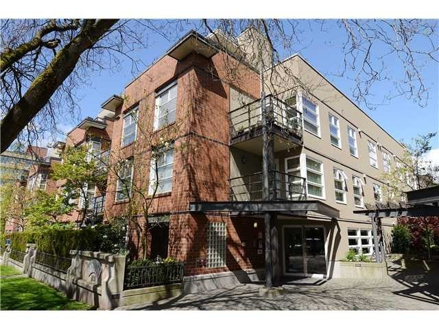 # 208 2181 W 12TH AV - Kitsilano Apartment/Condo for sale, 2 Bedrooms (V1086412) #1