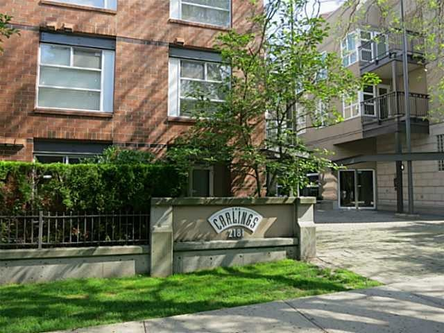 # 208 2181 W 12TH AV - Kitsilano Apartment/Condo for sale, 2 Bedrooms (V1086412) #2