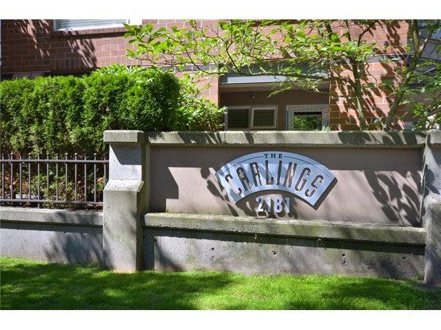 # 208 2181 W 12TH AV - Kitsilano Apartment/Condo for sale, 2 Bedrooms (V1086412) #3