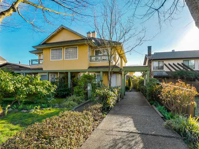 # 2 247 E 6TH ST - Lower Lonsdale Townhouse for sale, 3 Bedrooms (V1110407) #1