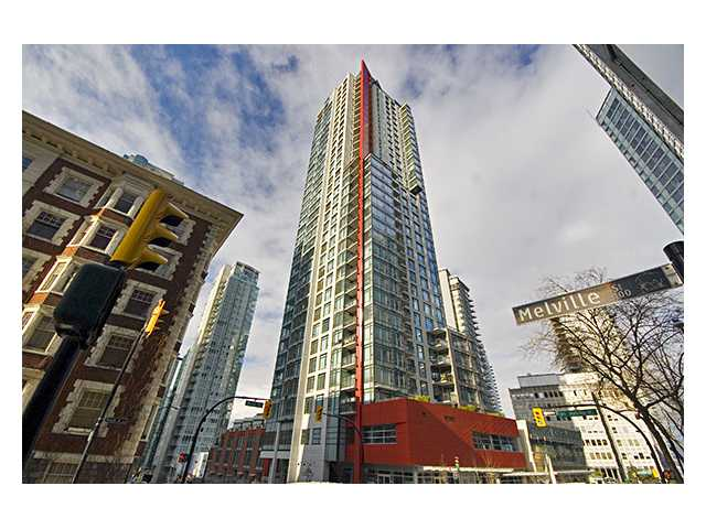 # 1506 1211 MELVILLE ST - Coal Harbour Apartment/Condo for sale, 2 Bedrooms (V1114454) #1