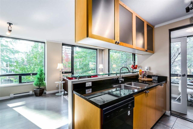 207 1003 BURNABY STREET - West End VW Apartment/Condo for sale, 1 Bedroom (R2005374) #10