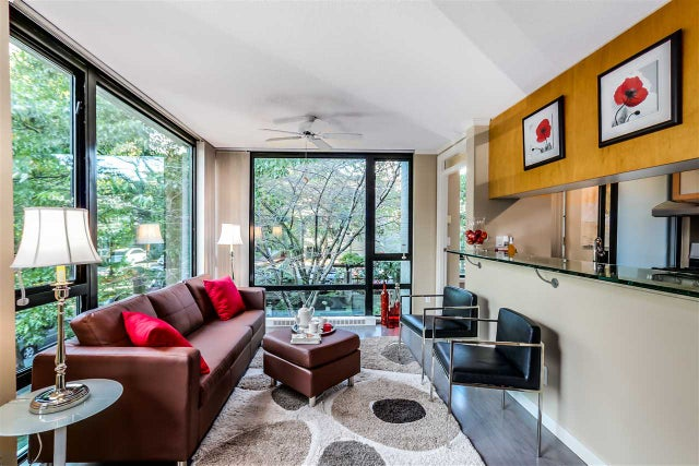 207 1003 BURNABY STREET - West End VW Apartment/Condo for sale, 1 Bedroom (R2005374) #3