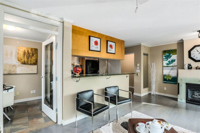 207 1003 BURNABY STREET - West End VW Apartment/Condo for sale, 1 Bedroom (R2005374) #5