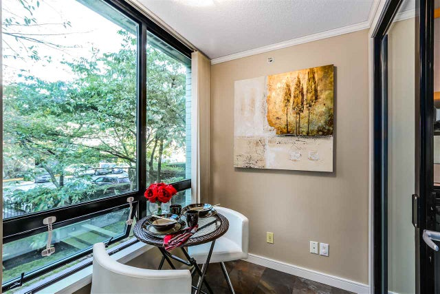 207 1003 BURNABY STREET - West End VW Apartment/Condo for sale, 1 Bedroom (R2005374) #7