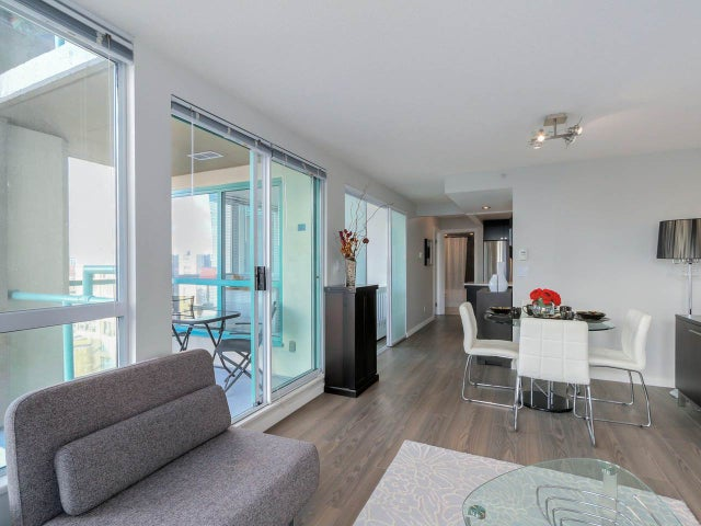 1503 907 BEACH AVENUE - Yaletown Apartment/Condo for sale, 1 Bedroom (R2035362) #4