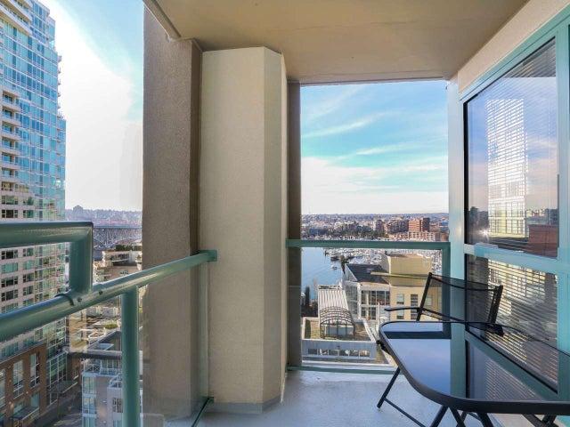 1503 907 BEACH AVENUE - Yaletown Apartment/Condo for sale, 1 Bedroom (R2035362) #6