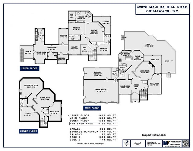 42078 MAJUBA HILL ROAD - Majuba Hill House with Acreage for sale, 5 Bedrooms (R2041511) #20