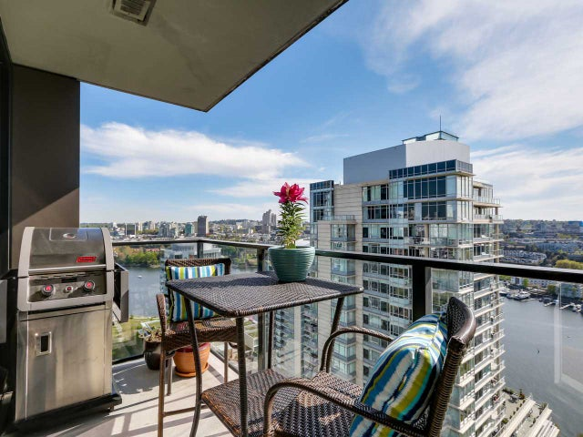 2702 455 BEACH CRESCENT - Yaletown Apartment/Condo for sale, 2 Bedrooms (R2059948) #3
