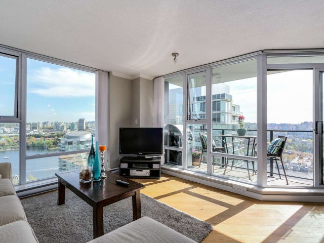 2702 455 BEACH CRESCENT - Yaletown Apartment/Condo for sale, 2 Bedrooms (R2059948) #6