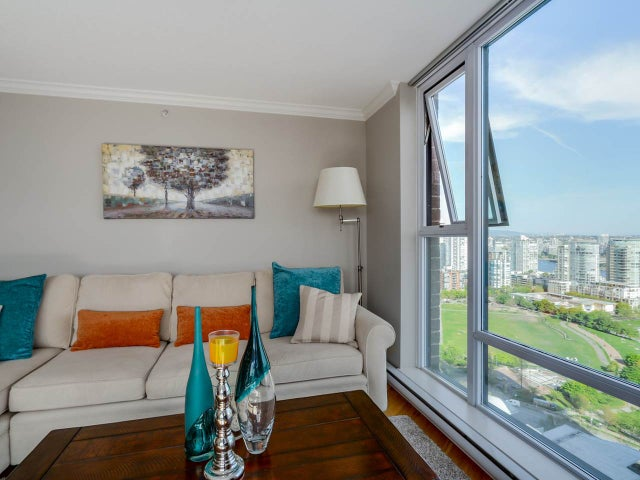 2702 455 BEACH CRESCENT - Yaletown Apartment/Condo for sale, 2 Bedrooms (R2059948) #8