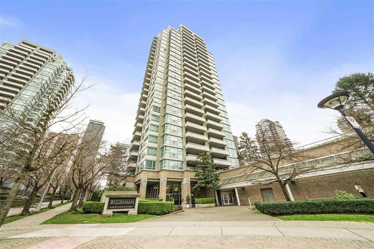 1002 4398 BUCHANAN STREET - Brentwood Park Apartment/Condo for sale, 2 Bedrooms (R2537506)