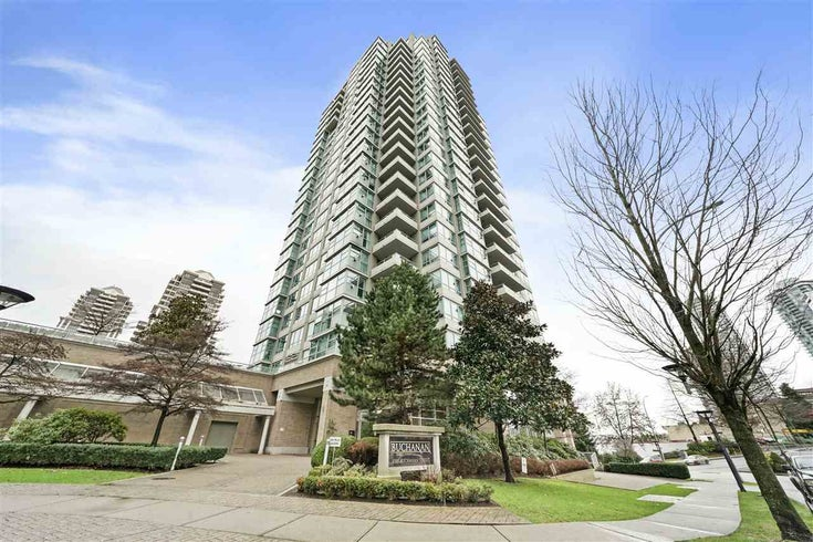 503 4388 BUCHANAN STREET - Brentwood Park Apartment/Condo for sale, 2 Bedrooms (R2541240)