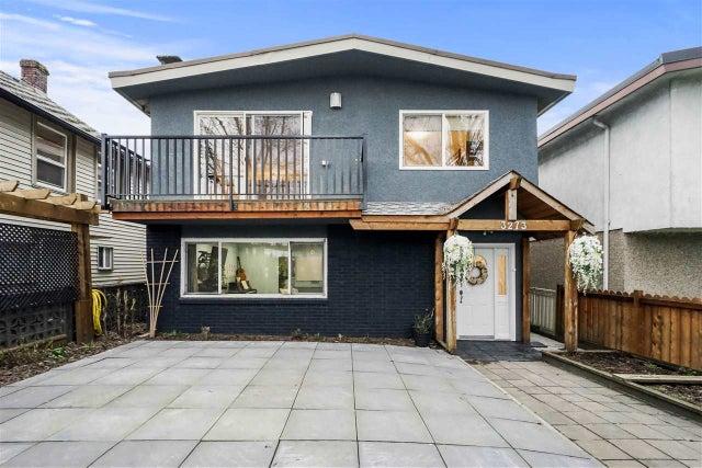 3273 PARKER STREET - Renfrew VE House/Single Family for sale, 6 Bedrooms (R2541244)