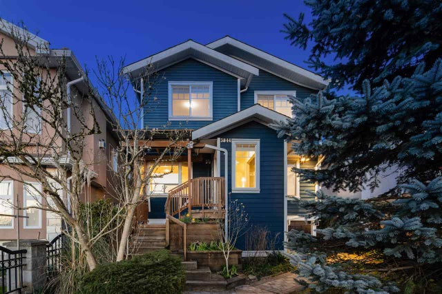 3844 LILLOOET STREET - Renfrew Heights House/Single Family for sale, 4 Bedrooms (R2555906)
