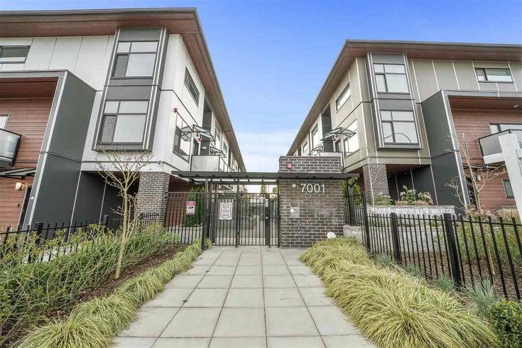 216 7001 ROYAL OAK AVENUE - Metrotown Townhouse for sale, 2 Bedrooms (R2560693)