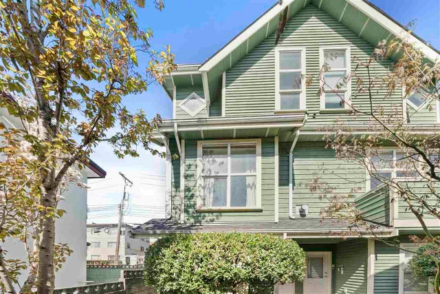C 146 E 3RD STREET - Lower Lonsdale Townhouse for sale, 3 Bedrooms (R2567428)