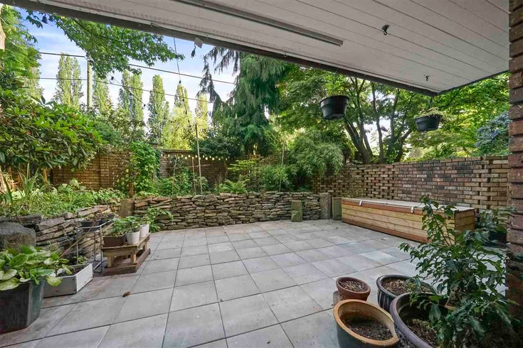 120 3875 W 4TH AVENUE - Point Grey Apartment/Condo for sale, 1 Bedroom (R2589718)