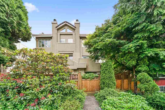 2568 W 4TH AVENUE - Kitsilano Townhouse for sale, 2 Bedrooms (R2590341)