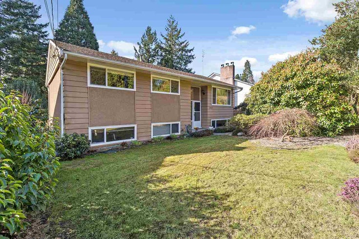 13860 NORTH BLUFF ROAD - White Rock House/Single Family for sale, 5 Bedrooms (R2557032)