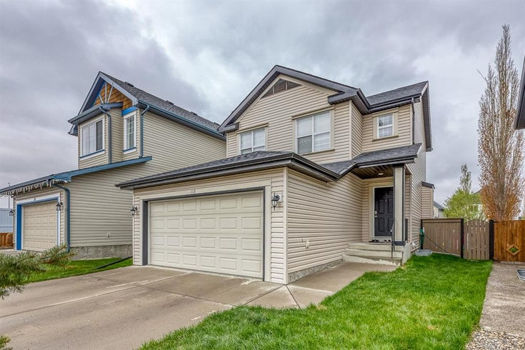 113 Copperfield Common SE - Copperfield Detached for sale, 3 Bedrooms (A1110233)