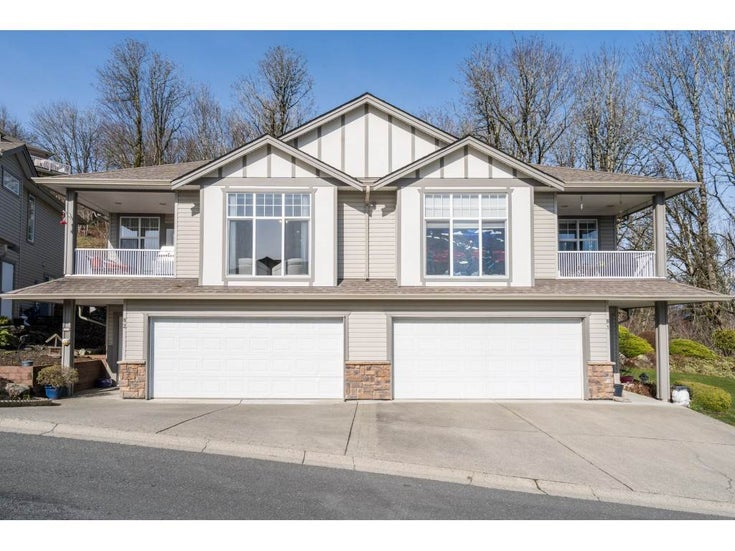 82 8590 SUNRISE DRIVE - Chilliwack Mountain Townhouse for sale, 3 Bedrooms (R2542915)