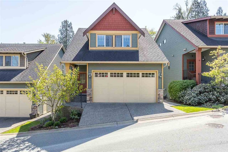 8 36169 LOWER SUMAS MOUNTAIN ROAD - Abbotsford East Townhouse for sale, 3 Bedrooms (R2568225)