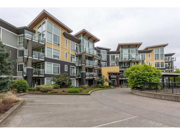 209 45389 CHEHALIS DRIVE - Vedder S Watson-Promontory Apartment/Condo for sale, 1 Bedroom (R2572529)