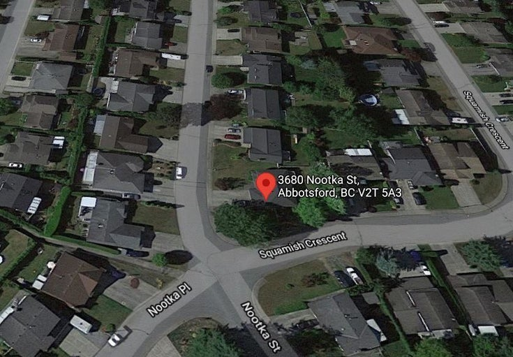 3680 NOOTKA STREET - Central Abbotsford House/Single Family for sale, 4 Bedrooms (R2592463)