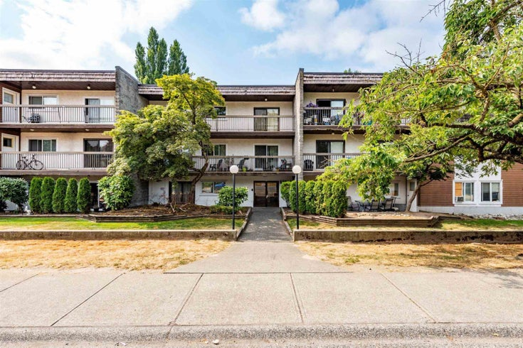 107 33850 FERN STREET - Central Abbotsford Apartment/Condo for sale, 2 Bedrooms (R2600133)