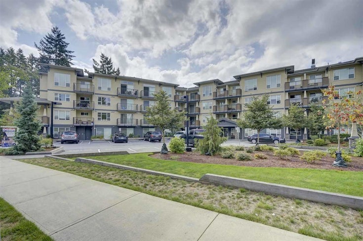 111 2565 CAMPBELL AVENUE - Central Abbotsford Apartment/Condo for sale, 1 Bedroom (R2411526)