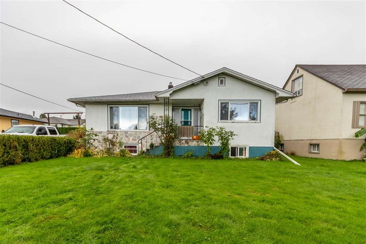 45884 YATES AVENUE - Chilliwack N Yale-Well House/Single Family for sale, 4 Bedrooms (R2510255)