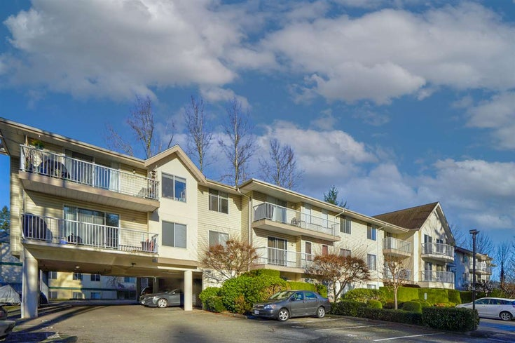 205 2130 MCKENZIE ROAD - Central Abbotsford Apartment/Condo for sale, 1 Bedroom (R2521519)