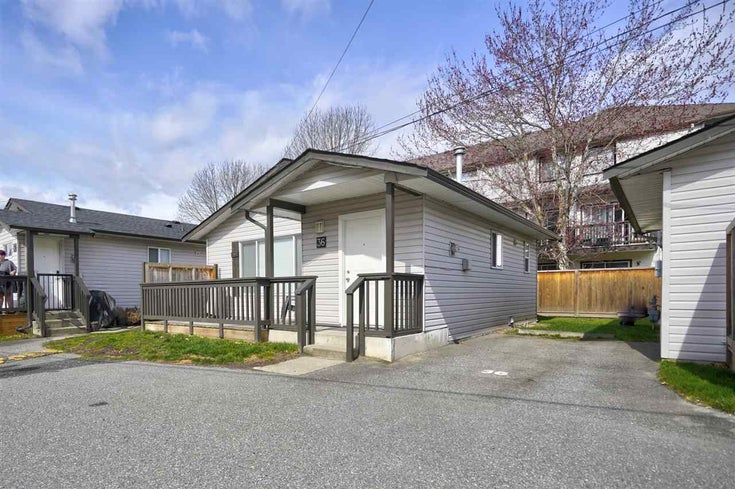 36 5648 VEDDER ROAD - Vedder S Watson-Promontory House/Single Family for sale, 1 Bedroom (R2555328)