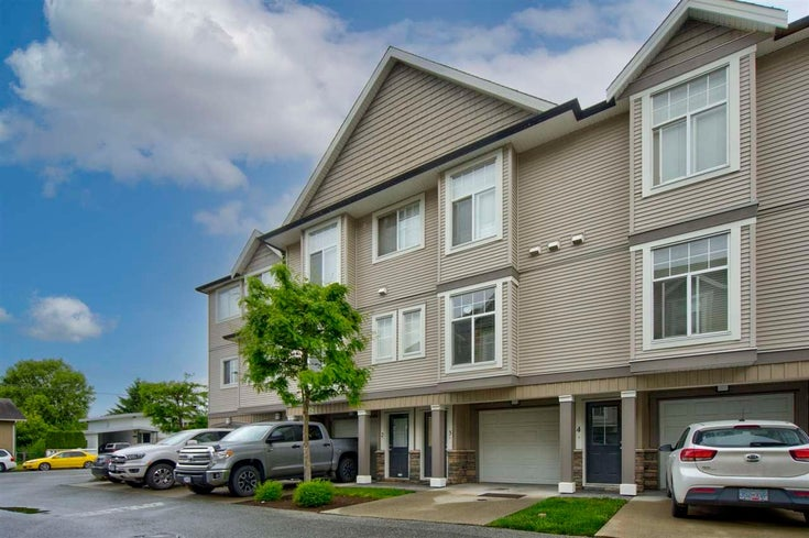 3 9140 HAZEL STREET - Chilliwack E Young-Yale Townhouse for sale, 3 Bedrooms (R2584430)