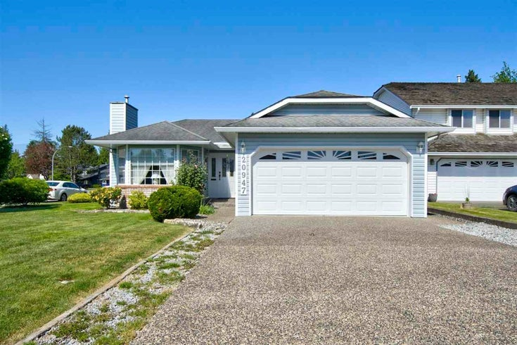 20947 50B AVENUE - Langley City House/Single Family for sale, 3 Bedrooms (R2586849)