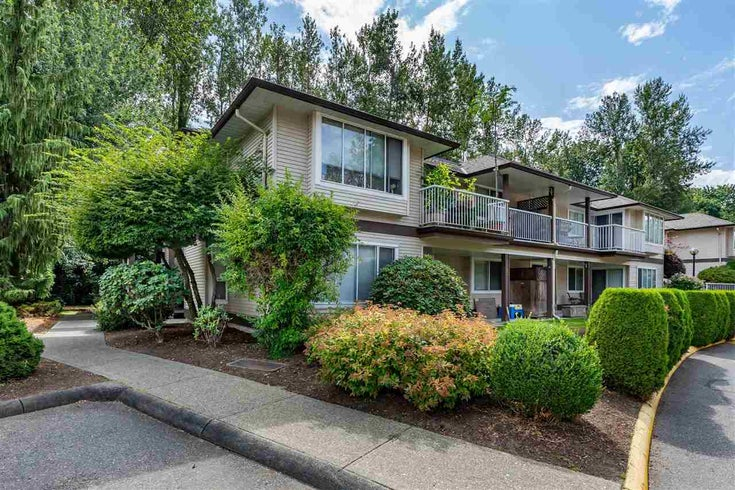 1105 1750 MCKENZIE ROAD - Central Abbotsford Townhouse for sale, 2 Bedrooms (R2590746)