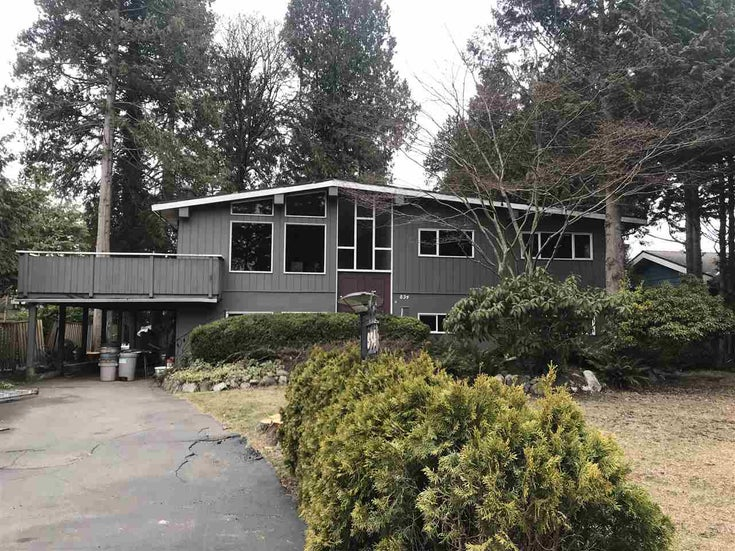 834 PACIFIC DRIVE - English Bluff House/Single Family for sale(R2344739)