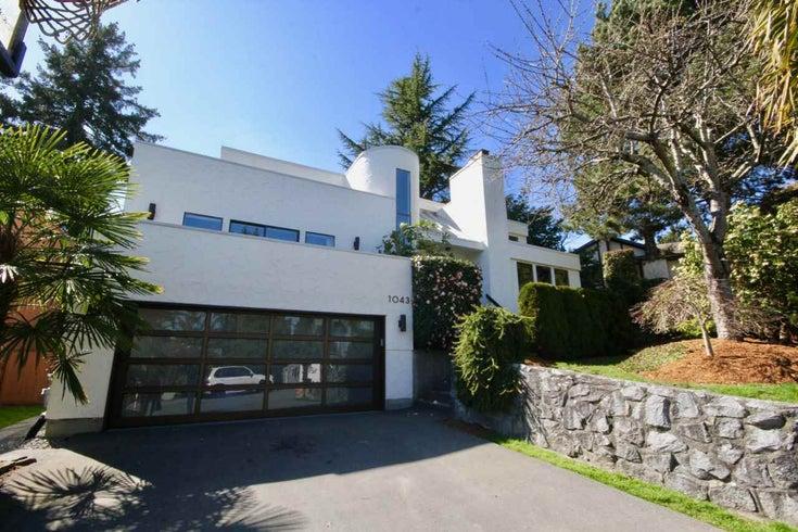 1043 EDEN CRESCENT - Tsawwassen East House/Single Family for sale, 4 Bedrooms (R2410305)