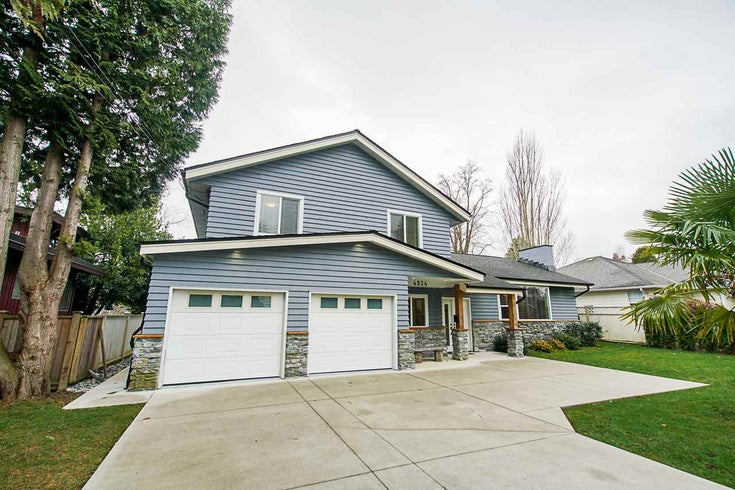 4934 12 AVENUE - Tsawwassen Central House/Single Family for sale, 3 Bedrooms (R2541771)