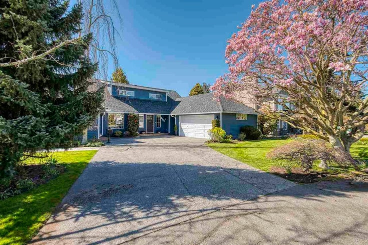 5186 N WHITWORTH CRESCENT - Ladner Elementary House/Single Family for sale, 4 Bedrooms (R2566297)