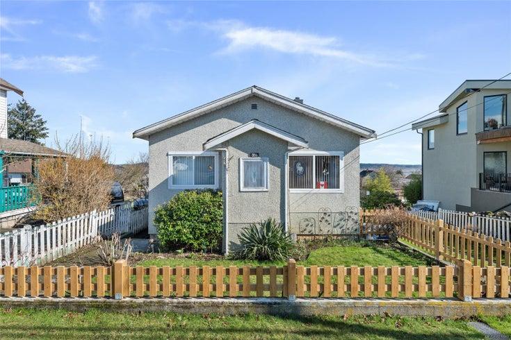 713 Haliburton St - Na South Nanaimo Single Family Detached for sale, 4 Bedrooms (868887)