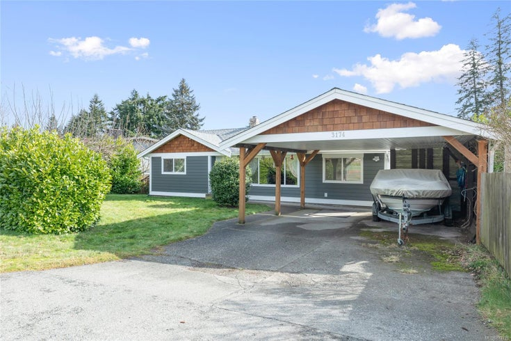 3174 Mexicana Rd - Na Departure Bay Single Family Detached for sale, 3 Bedrooms (873728)