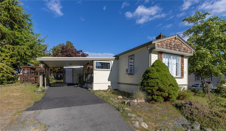 7 80 5TH St - Na South Nanaimo Manufactured Home for sale, 2 Bedrooms (876882)