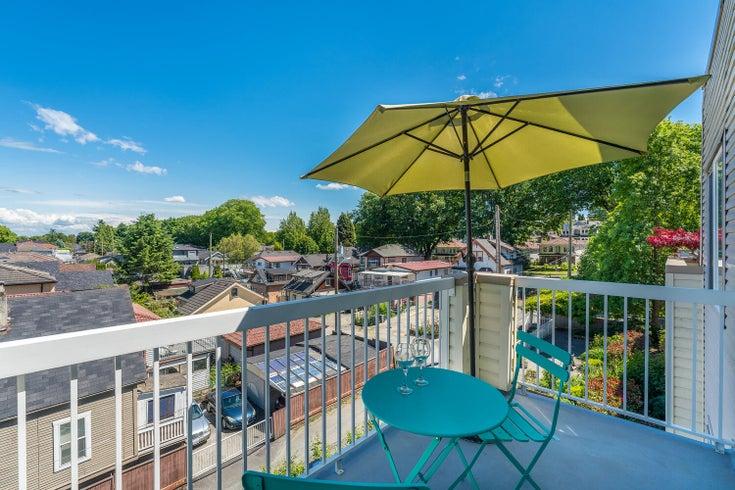 301  3624 FRASER STREET - Fraser VE Apartment/Condo for sale, 2 Bedrooms (R2592198)