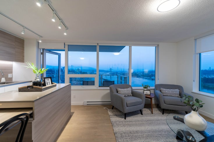 2902 908 QUAYSIDE DRIVE  - Quay Apartment/Condo for sale, 2 Bedrooms (R2597889)
