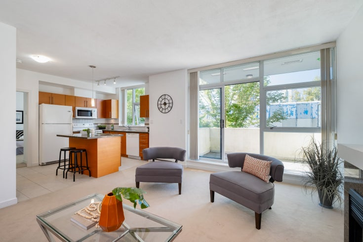 311 5611 Goring St - Central BN Apartment/Condo for sale, 1 Bedroom